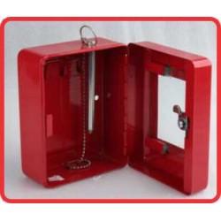 BREAK GLASS KEY BOX AR801